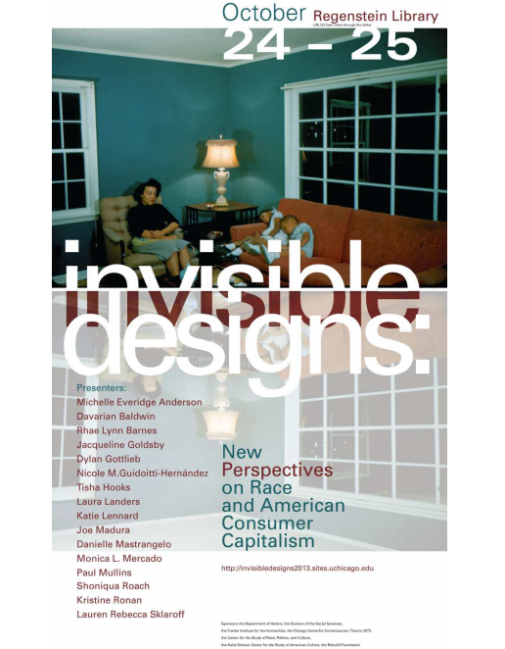 Invisible Designs conference poster 2013
